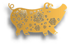 2019 year of the pig icon sm